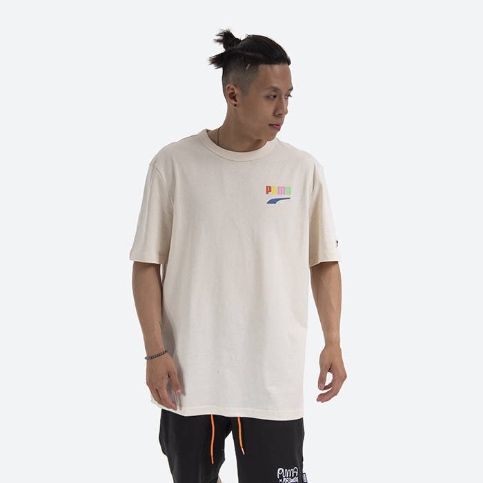 Puma Downtown Graphic Tee 530899 75 - Best shoes Ietp