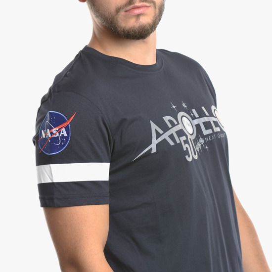 Alpha Industries Apollo 50 Reflective T 198552 07