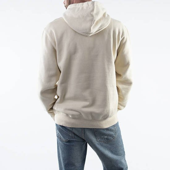 Carhartt WIP Hooded Ashland Sweat I028325 FLOUR