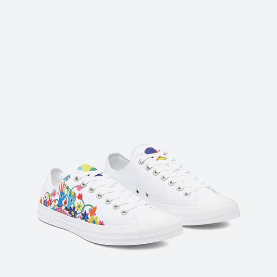 """Converse Chuck Taylor All Star shoes """"Pride"""" 170823C"""