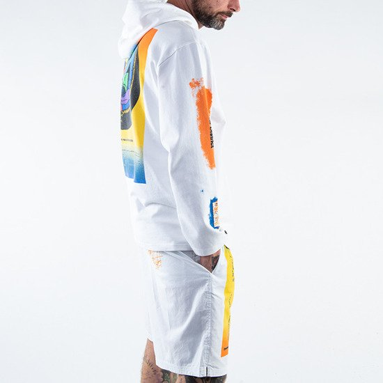 Converse x Rokit Pullover Hoodie 10020773-A01