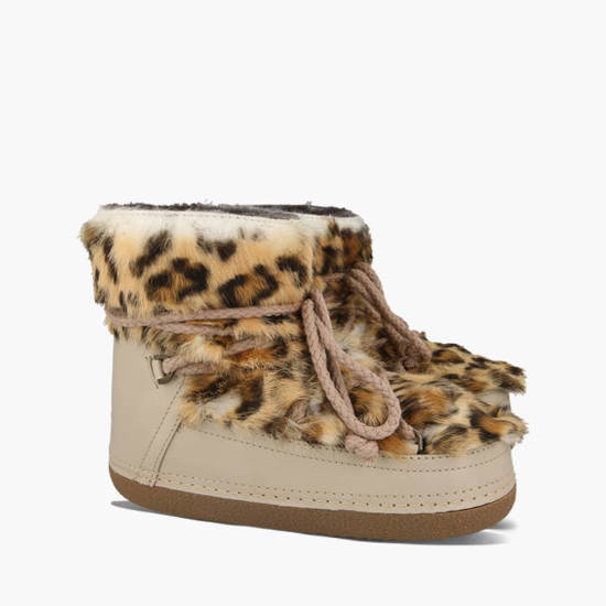 Inuikii Boot Rabbit 70101-11 Jaguar Wild