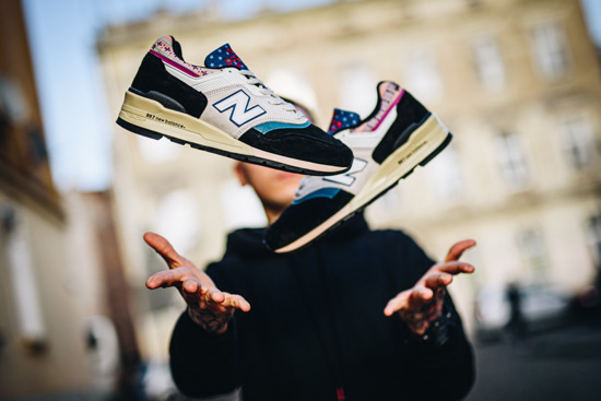 New Balance Made in Usa Festival Pack M997PAL