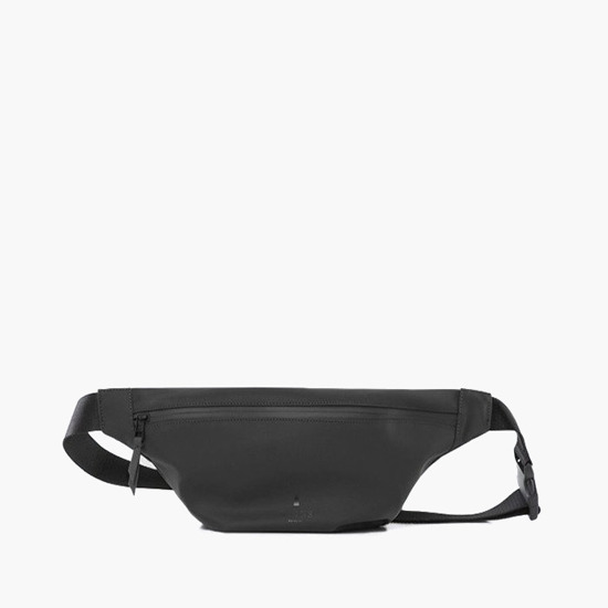 Rains Bum Bag 1303 BLACK