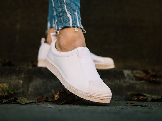 SHOES ADIDAS SUPERSTAR BW3S SLIP BY9139
