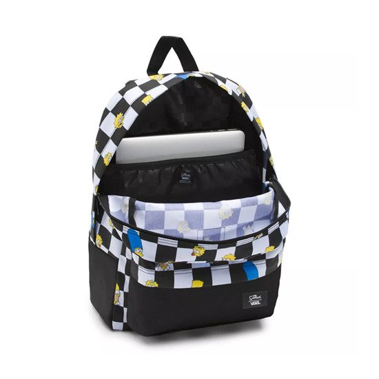 Vans x The Simpsons Old Skool III Backpack VN0A3I6RZZZ