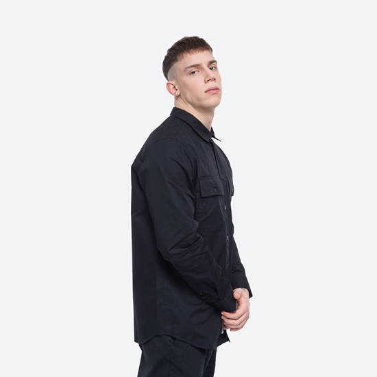 Wood Wood Avenir shirt 12035311-5232 BLACK
