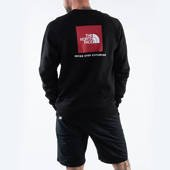 The North Face Raglan Red Box Crew NF0A4SZ9KX9